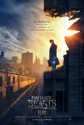 'Fantastic Beasts' enjoyable but lacks substance