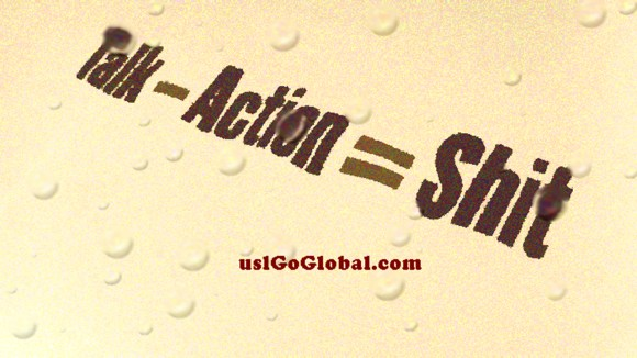 Take Action. USL campaign starts