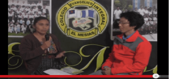 Video testimonials of the school principals and a mayor of a municipal on USL