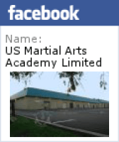 facebook badge for US Martial Arts Academy, Ltd a Kung Fu and Tai Chi school in Timonium, Maryland