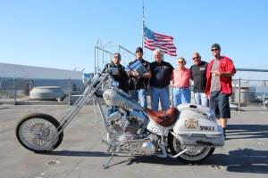 Belknap Memorial Bike