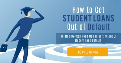 How To Get Student Loans Out Of Default – (download now)