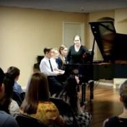 November Piano Recitals
