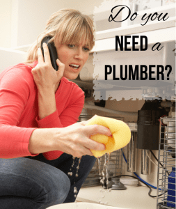 Plumbing repair in Orem Utah