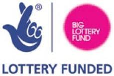 big lottery logo pink