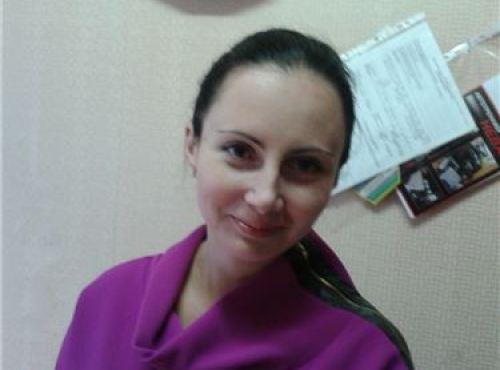 Никифорова Евгения Юрьевна, преподаватель первой медицинской помощи