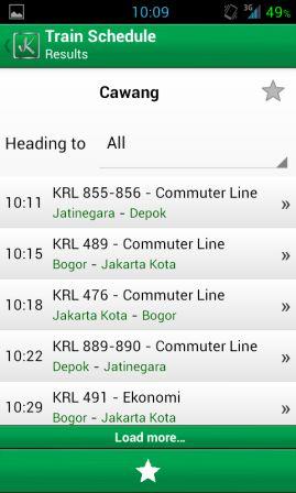 Aplikasi Android Jadwal Rute Kereta 3 Aplikasi di Android Untuk Mengetahui Jadwal dan Rute Kereta
