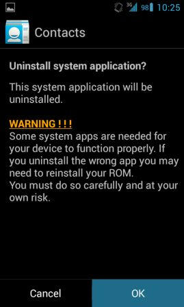 Uninstall Aplikasi System Android 3 Cara Uninstall Aplikasi System Android