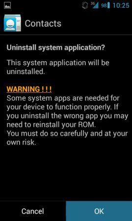 Uninstall Aplikasi System Android 3 Cara Uninstall Aplikasi System Android
