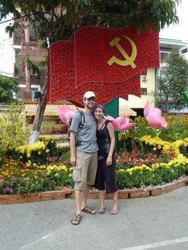 Ah oui le Vietnam c'est communiste!