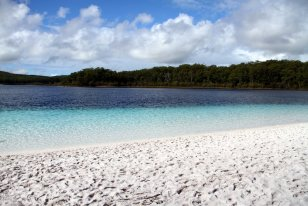 Fraser : le lac McKenzie