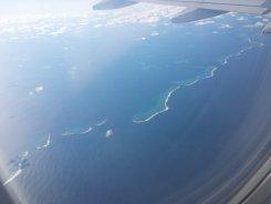 Et c'est le départ pour la Nouvelle-Calédonie et ses eaux de rêve...