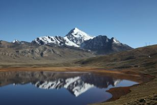 Huayna Potosi, ce monstre à 6088 mètre d'altitude