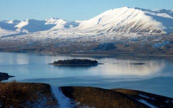 Le même lac Tekapo
