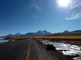 Sur la route des Piedras Rojas (alt. 3500 m)