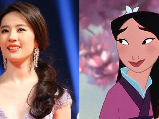 Chinese actress Liu Yifei as Mulan for live-action Mulan remake | Source: Getty + Disney