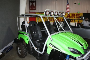 Robby Gordon Polaris RZR S