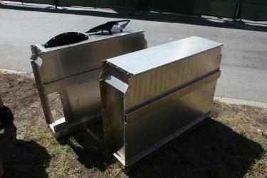 K2 Concepts Kawasaki Teryx Aluminum Bed Delete