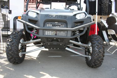 Todd's Custom Billet Polaris Long Travel Kit
