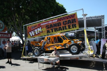 2009 ASA Raffle Car