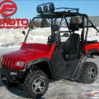 CFMOTO Powersports AND Cycle Country partner on aftermarket accessories