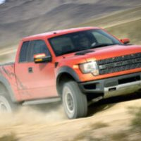 Ford brings high performance 2010 F-150 SVT Raptor to Middle East offroading scene