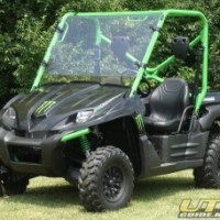 Bushwacker Introduces Premium Line of Polycarbonate Windshields for Popular UTVs