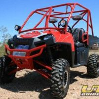 Long Travel Polaris RANGER XP from Jagged X