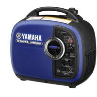 Yamaha's EF2000iS Inverter Generator is Lightweight, Quiet and Powerful