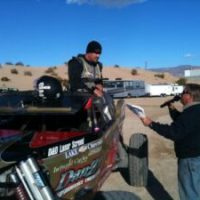 Josh Daniel Becomes the first unlimited Class 1 driver since 2002 to win SCORE Laughlin Leap Competition