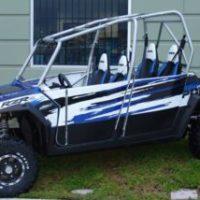 New Polaris RZR 4 Doors from iTi Performance Motorsports