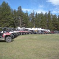 Riding the Mountains of Colorado with Polaris RZRs