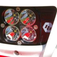 Baja Designs New HONDA CRF/X Squadron LED Light Kit