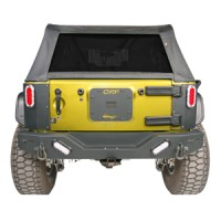 Accessorize Your '07-'12 Jeep JK Wrangler With OR-Fab's Tailgate Vent Cap