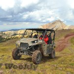 Adventures from the Pauite Trail, courtesy the new 2014 Kawasaki Teryx4