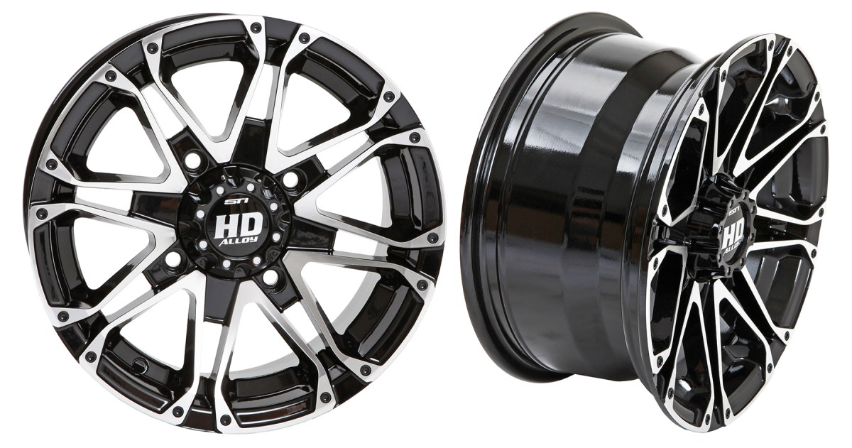 STI PRODUCT NEWS: HD3 50-Inch Trail Legal Wheels