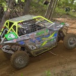 CAN-AM RACERS DOMINATE MOUNTAINEER RUN GNCC