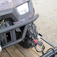Bolt Lock Protects ATVs, UTVs and Trailers with One-Key Lock Technology