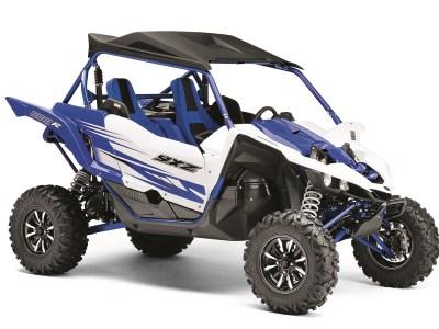 Yamaha Introduces All-New YXZ1000R