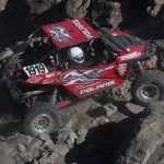 Polaris RZRs Sweep Podium at King of the Hammers