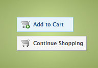 Shopping Cart Icons a user may expect