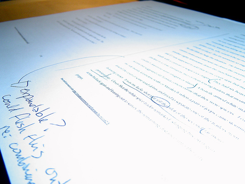 Editing Sample
