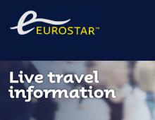Eurostar – Live travel information