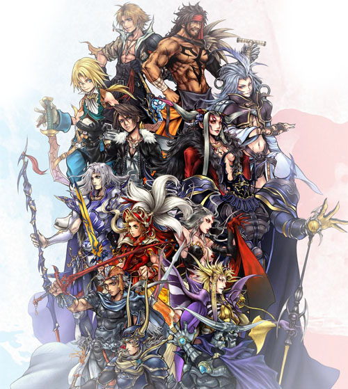 25 years of Final Fantasy (2/2)