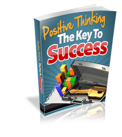 Positive-Thinking---The-Key-to-success-250
