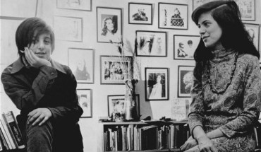 David Rieff and mother Susan Sontag, America - 1967...No Merchandising. Editorial Use Only  Mandatory Credit: Photo by Everett Collection / Rex Features ( 764105A )  David Rieff and Susan Sontag  David Rieff and mother Susan Sontag, America - 1967