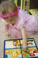 развивающие игры для детей от года