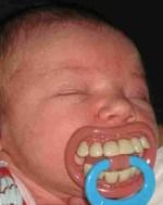 соска для новорожденных