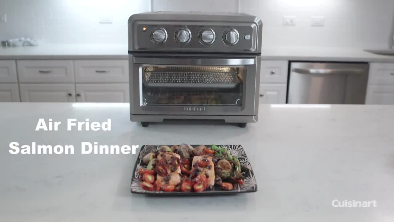 Prodigious Bed Bath Beyond Tv Air Fried Salmon Dinner Cuisinart Toa 60 Air Fryer Toaster Oven Reviews Cuisinart Air Fryer Toaster Oven Stainless Steel Review nice food Cuisinart Air Fryer Toaster Oven Reviews