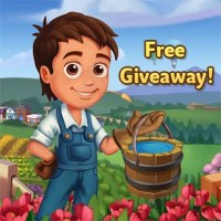 Farmville 2 FREE WATERS x5 for TUESDAY (Feb 9)